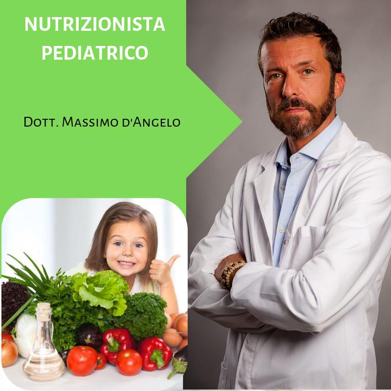 nutrizionista pediatrico